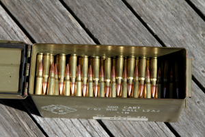 box o bullets